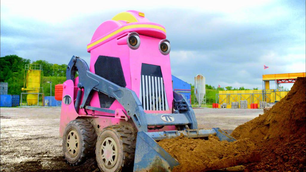 Terrific Trucks Zipp Kristen Bell