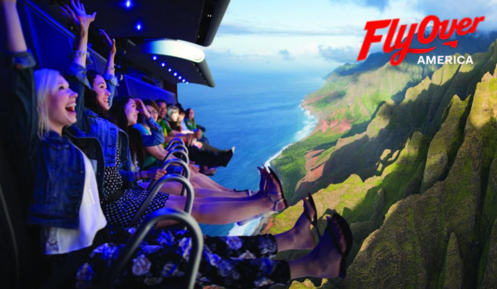 FlyOver America #1