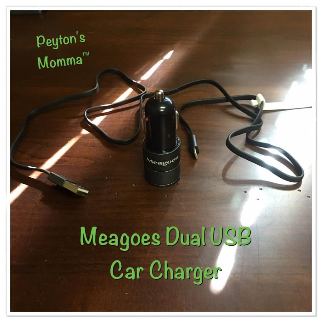 Meagoes Dual Charger