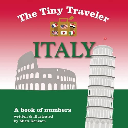 The Tiny Traveler Italy by Misti Kenison