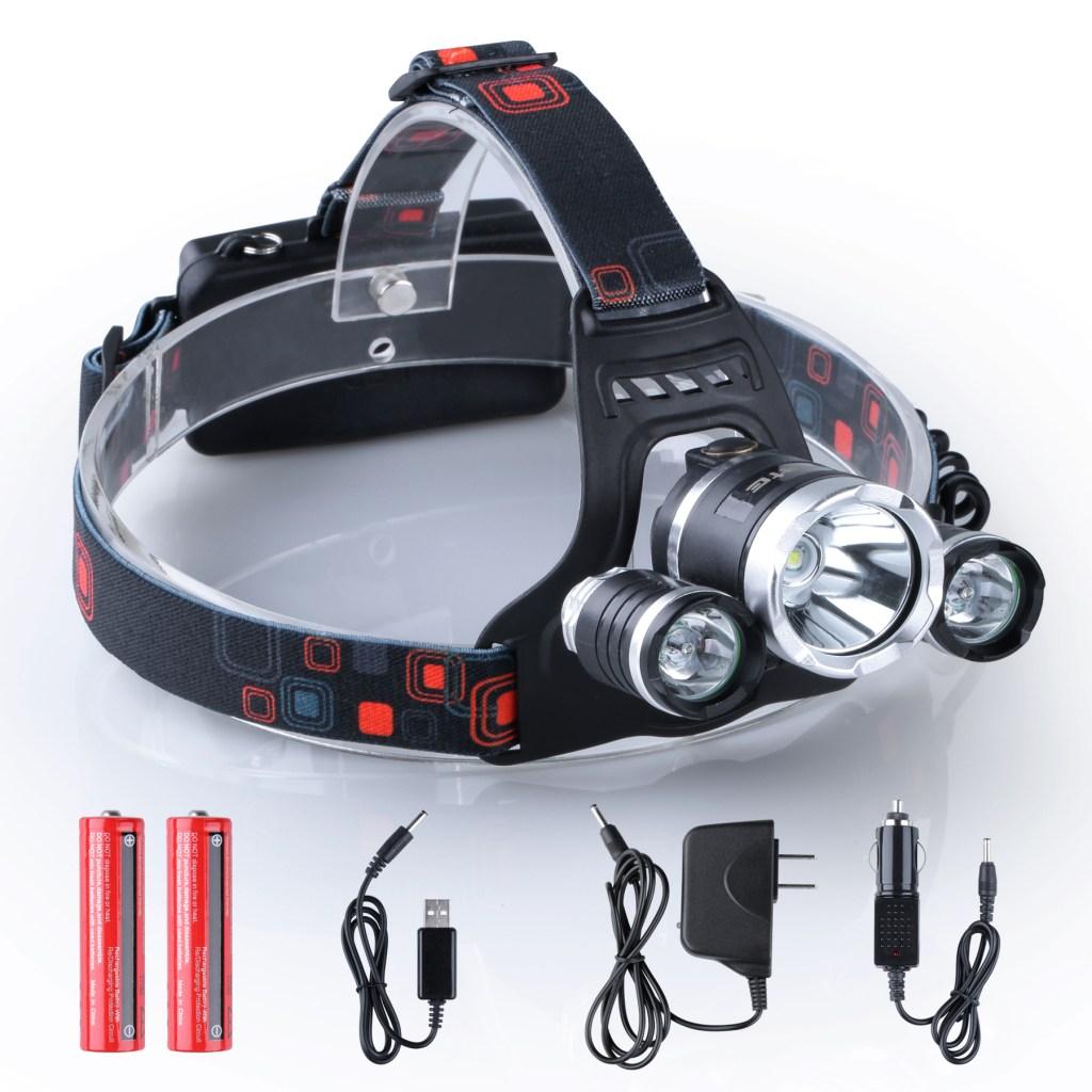 iMate 5000 Lumen Bright Headlamp