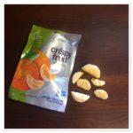 Crispy Green Freeze Dried Tangerine