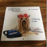 America's Top Dog Model Calendar 2017