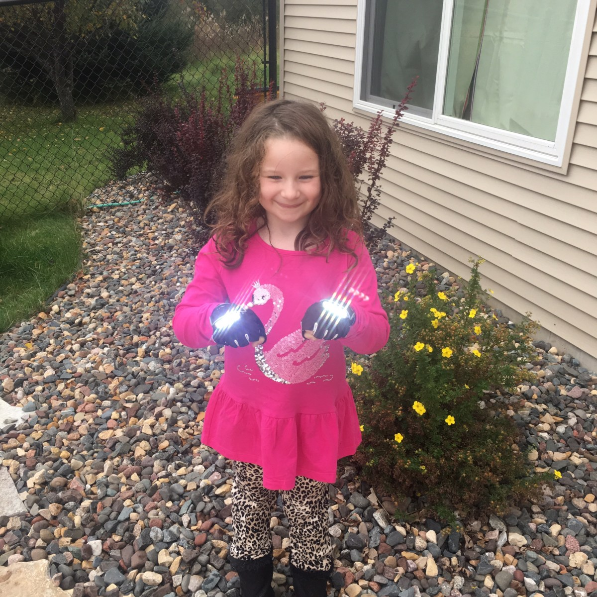 Runlites LED lighted gloves