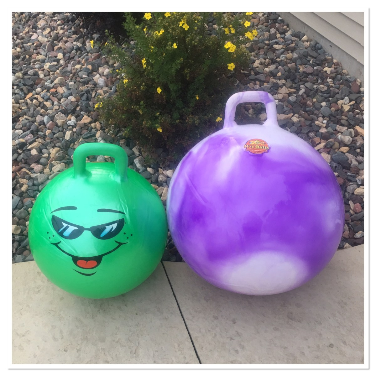 Waliki Hopper Balls