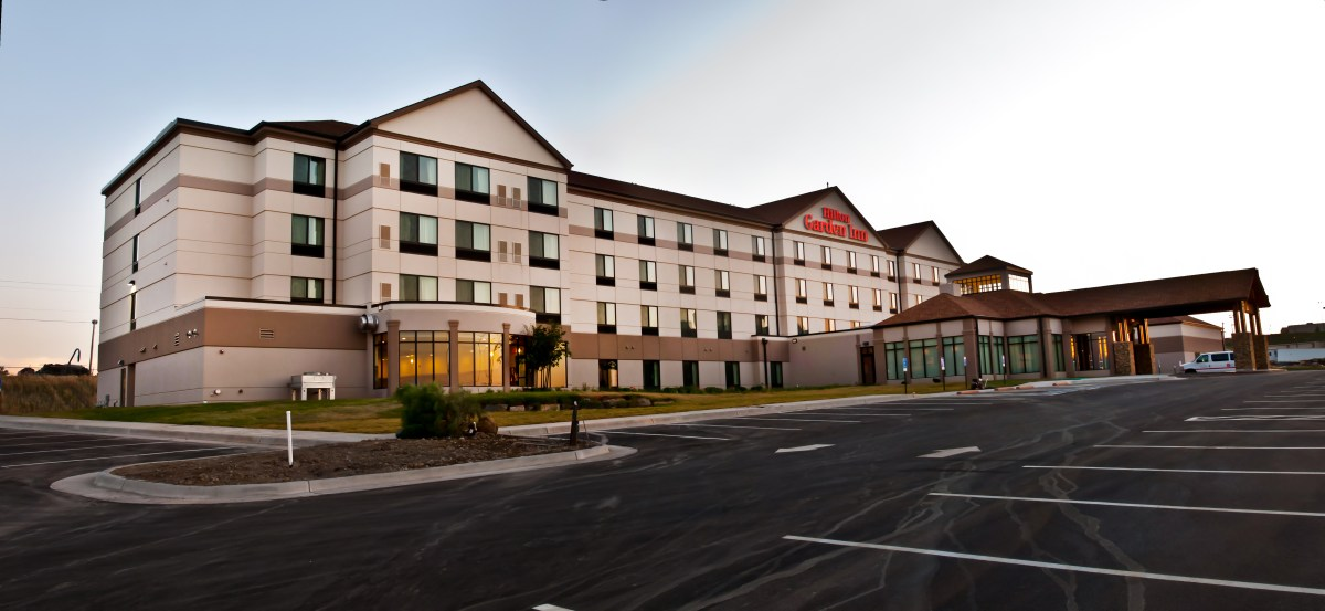 Welcome to the Hilton Garden Inn Rapid City, South Dakota!