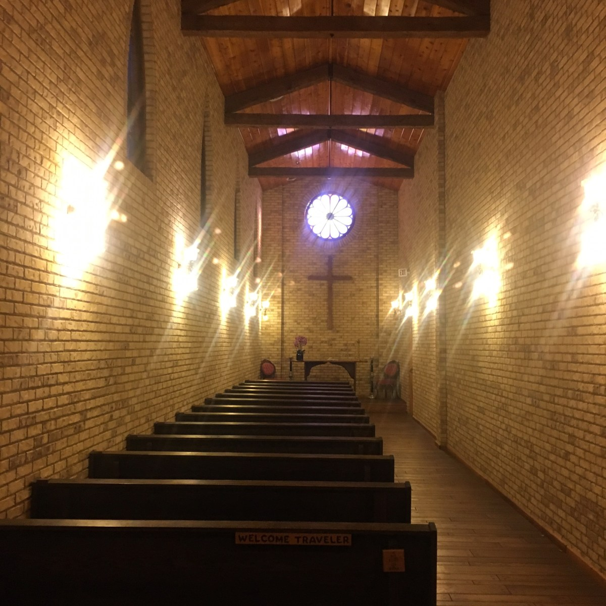 The Travelers Chapel Wall Drug South Dakota