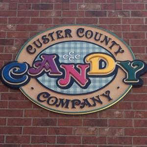 Custer County Candy Store Custer South Dakota