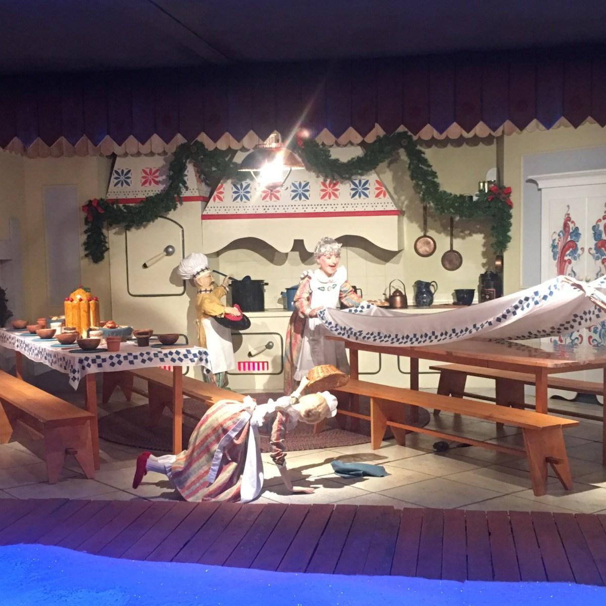 Macy's Santaland 2016