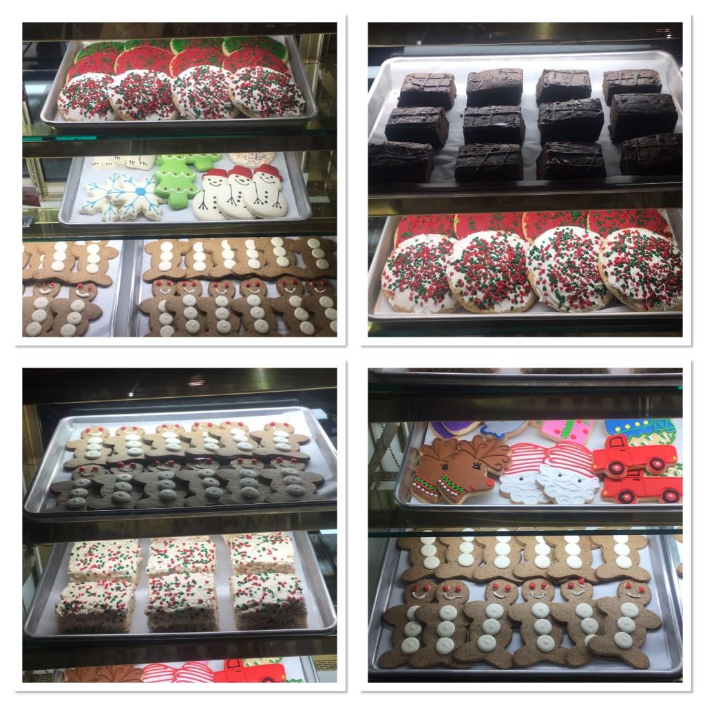 Cookies at Santaland