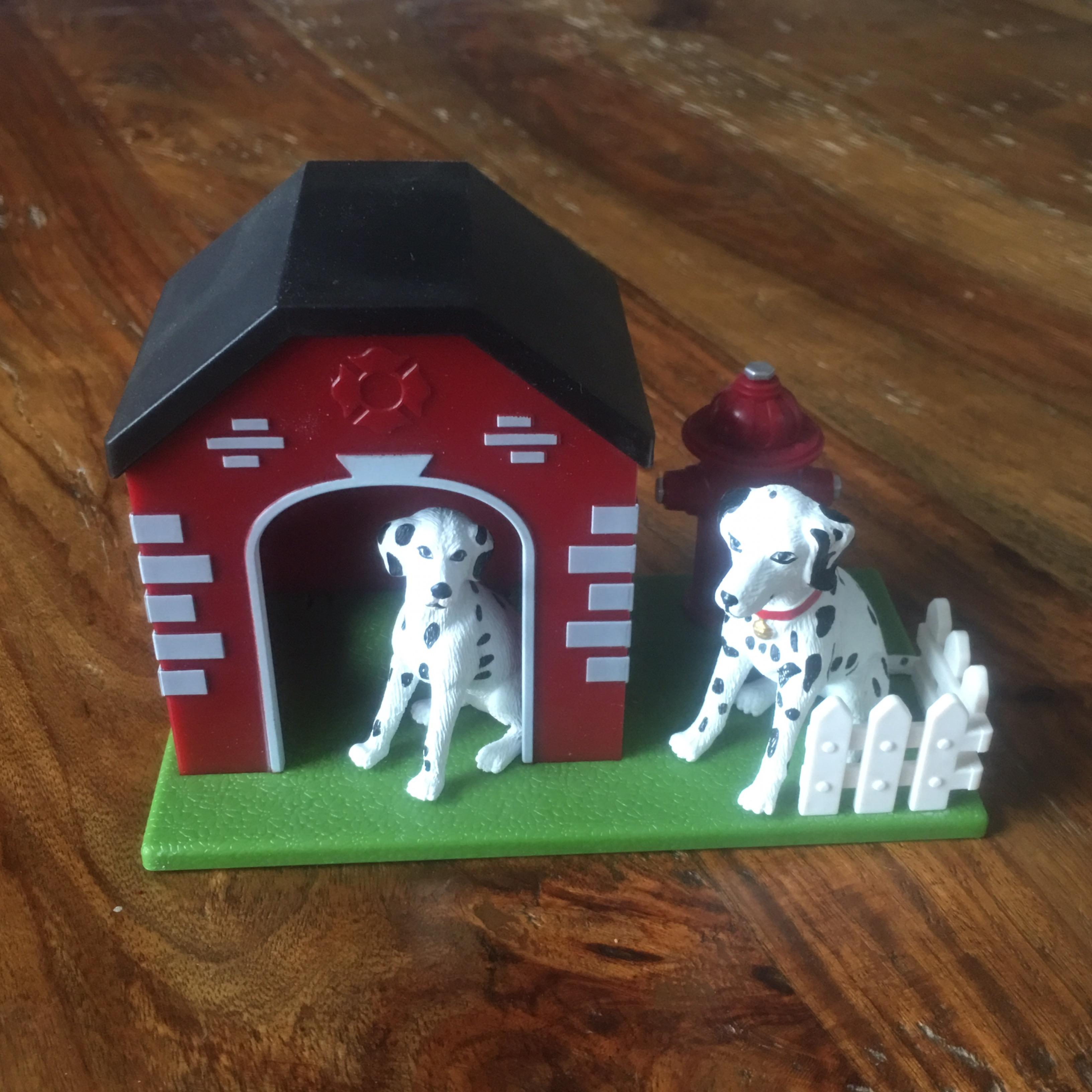 Terra by Battat Firehouse Dogs