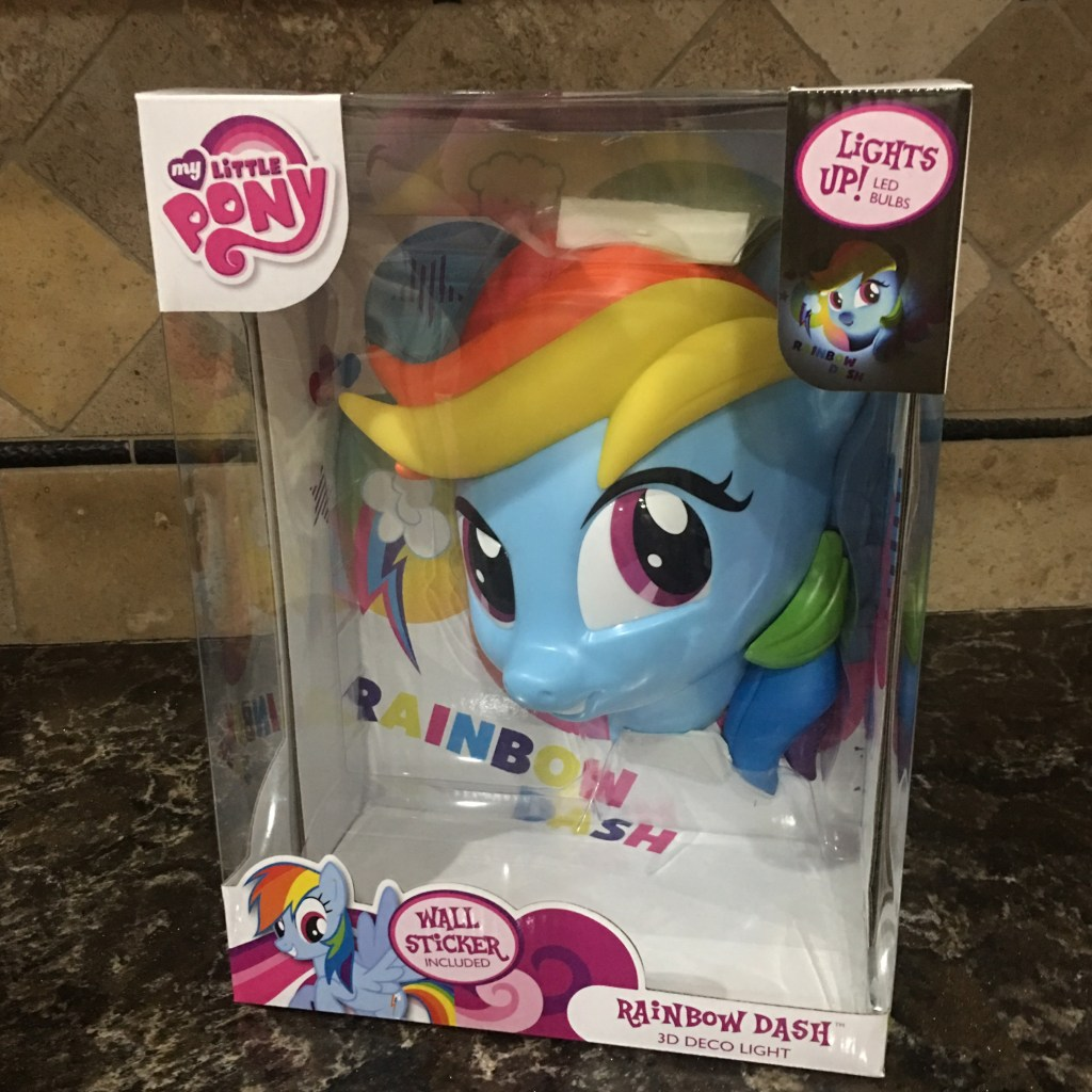 My Little Pony Rainbow Dash Night Light