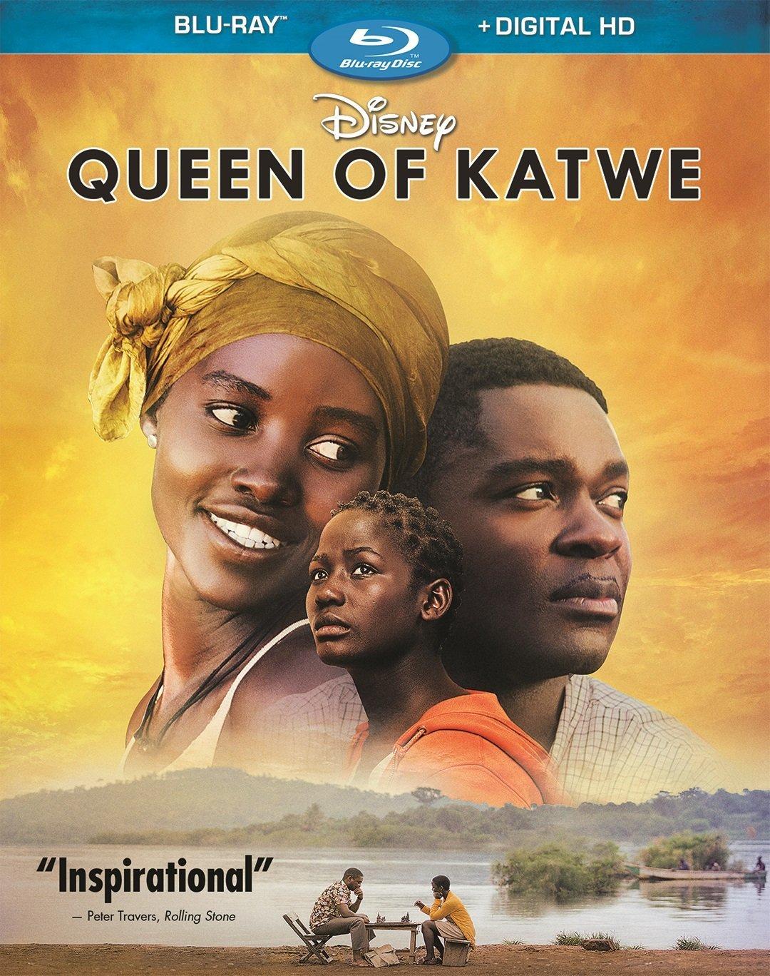 Disney Queen of Katwe