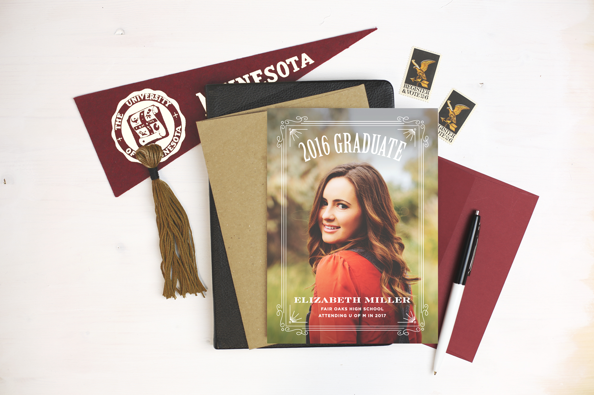 Basic Invite Graduation Invites