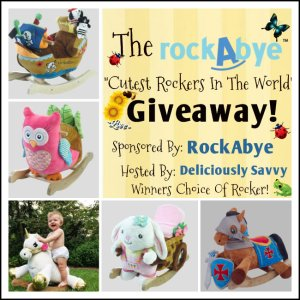 "The RockAbye ""Cutest Rockers In The World"" Giveaway!"