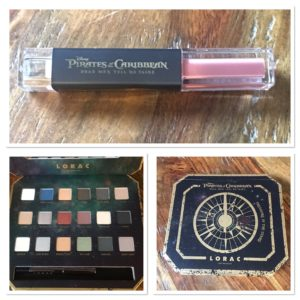Pirates of the Caribbean Dead Men Tell No Tales LORAC Cosmetics