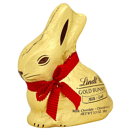 Lindt Chocolate Gold Bunny