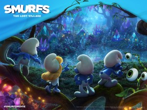 Smurfs The Lost Village Now in Theaters