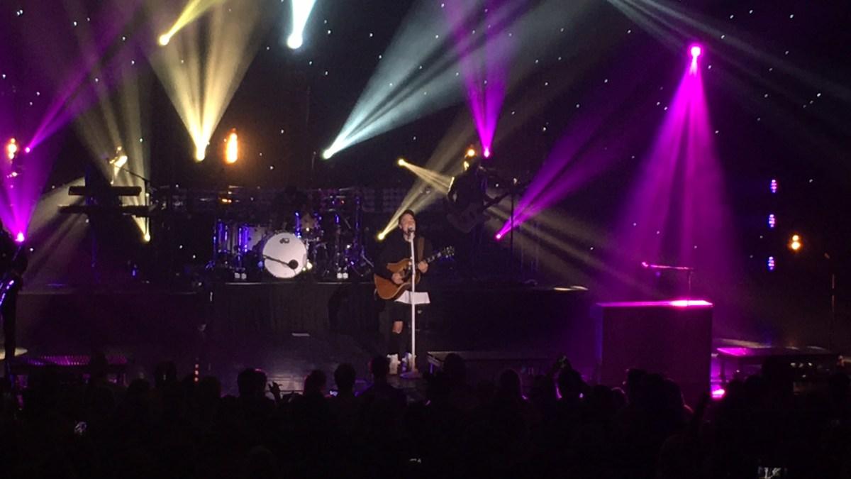 Mike Posner Concert at Mystic Lake