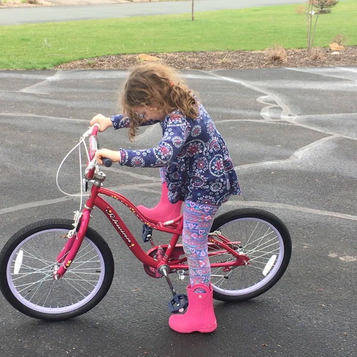 Schwinns Smart Start Bike