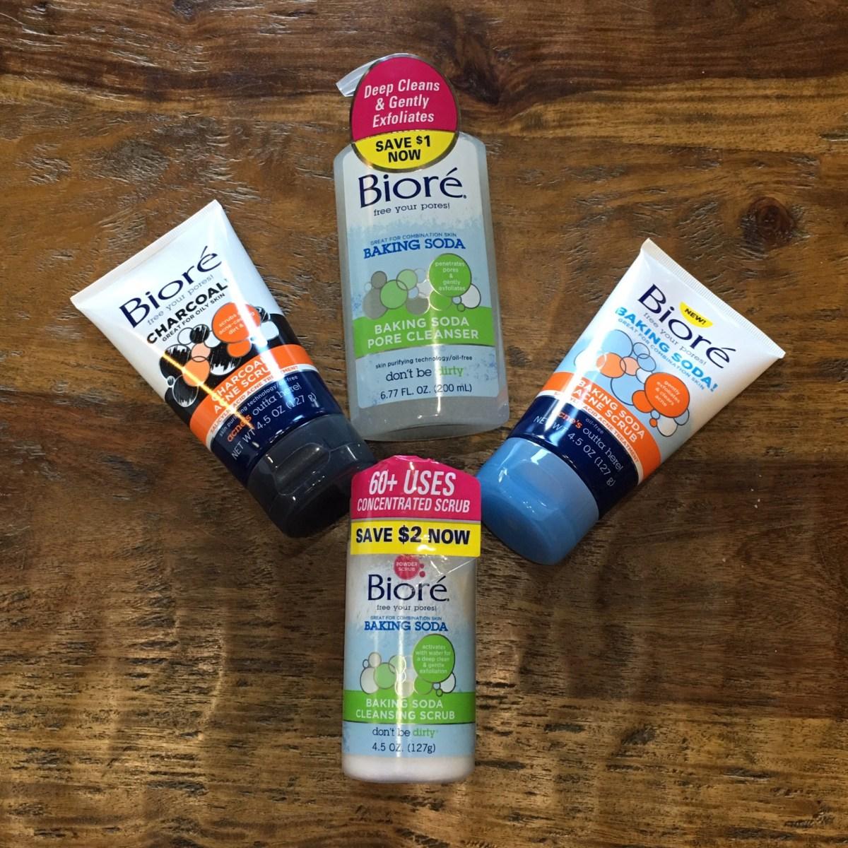 Pinch Me Biore Skin Care