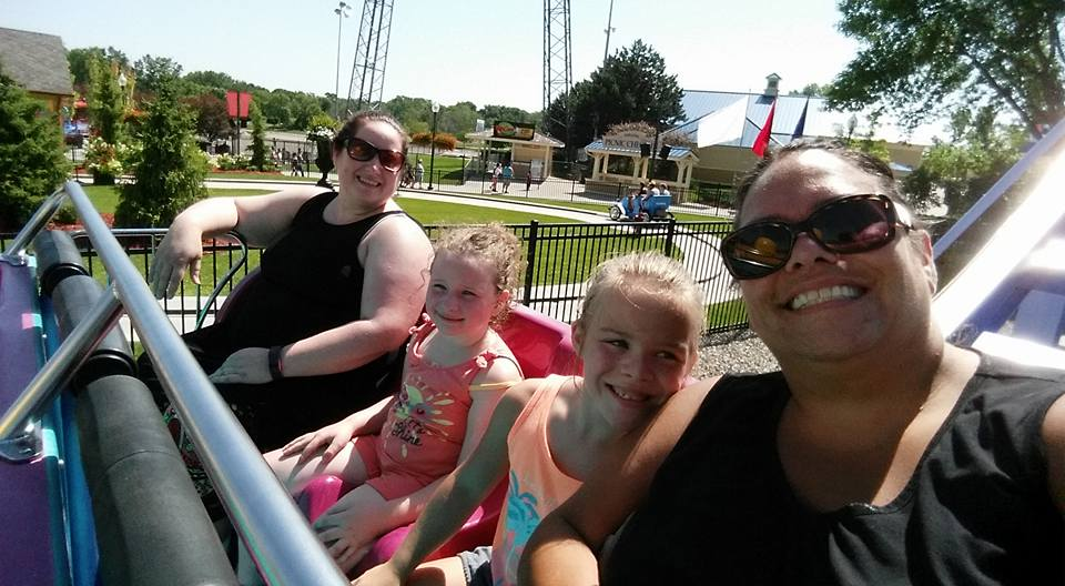 RIdes at Valley Fair