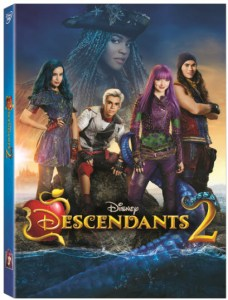 Descendants 2 Premiers Tonight!