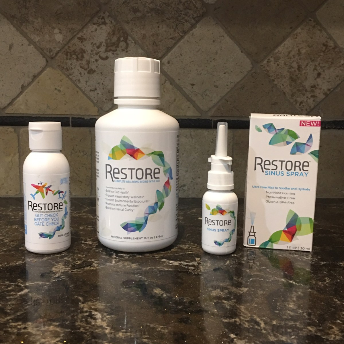 Let RESTORE Help Keep Your Gut Healthy