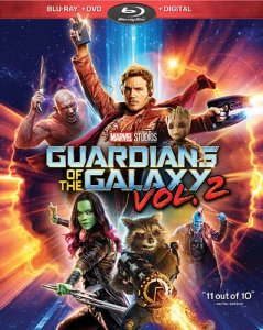 Guardians of the Galaxy Vol 2 is Now Available to Take Home
