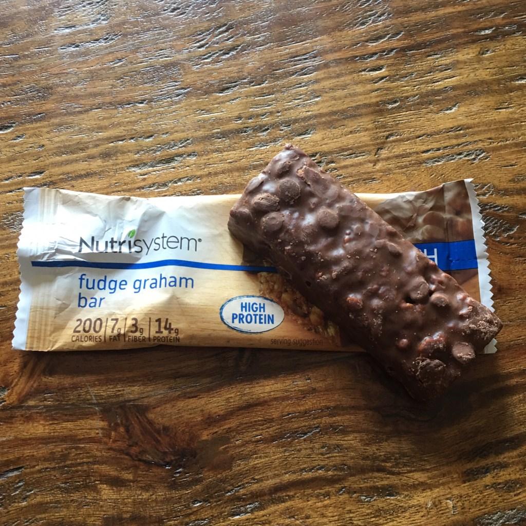 Nutrisystem Fudge Graham Bar