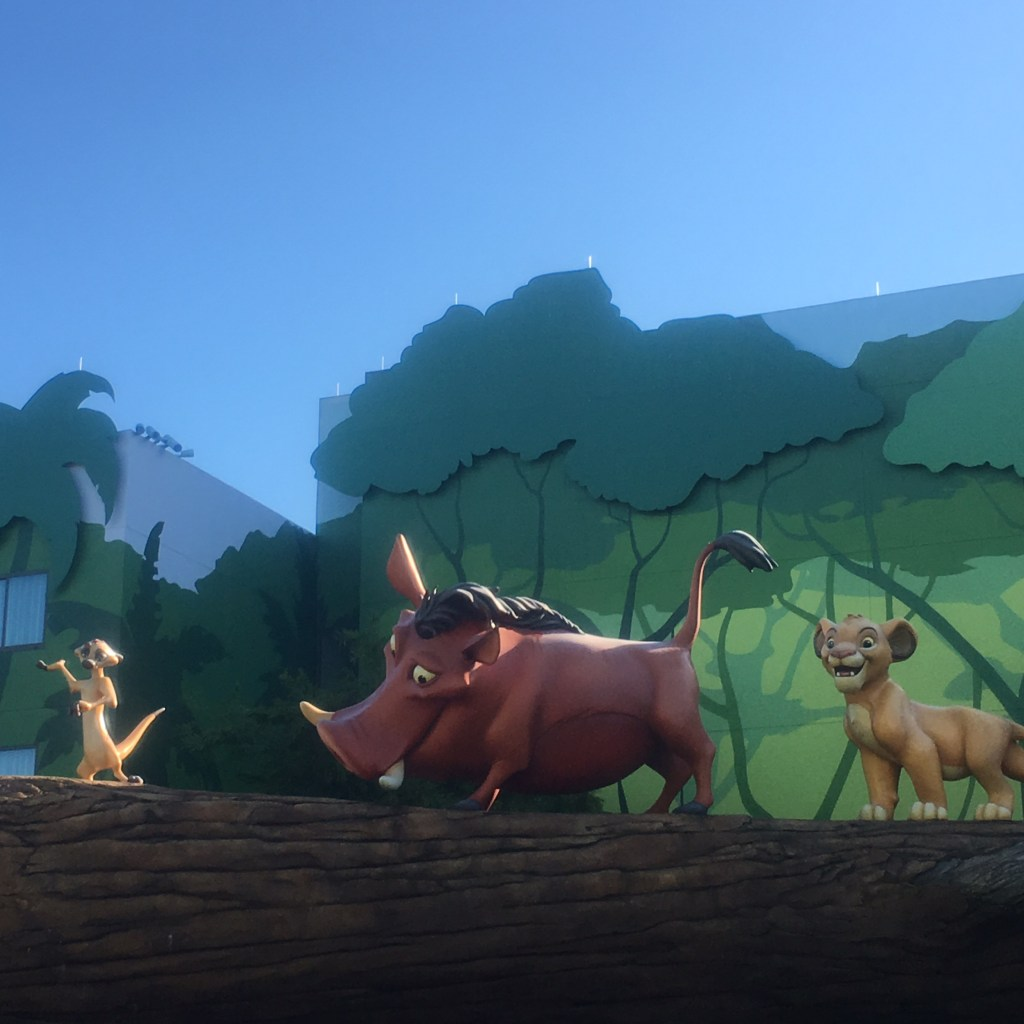 Art of Animation Resort Lion King Section