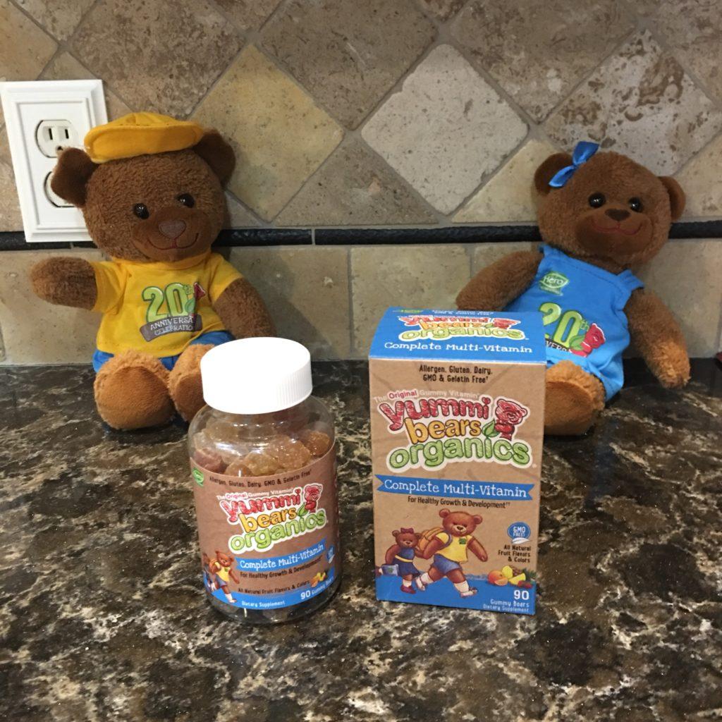 Yummi Bears Organics