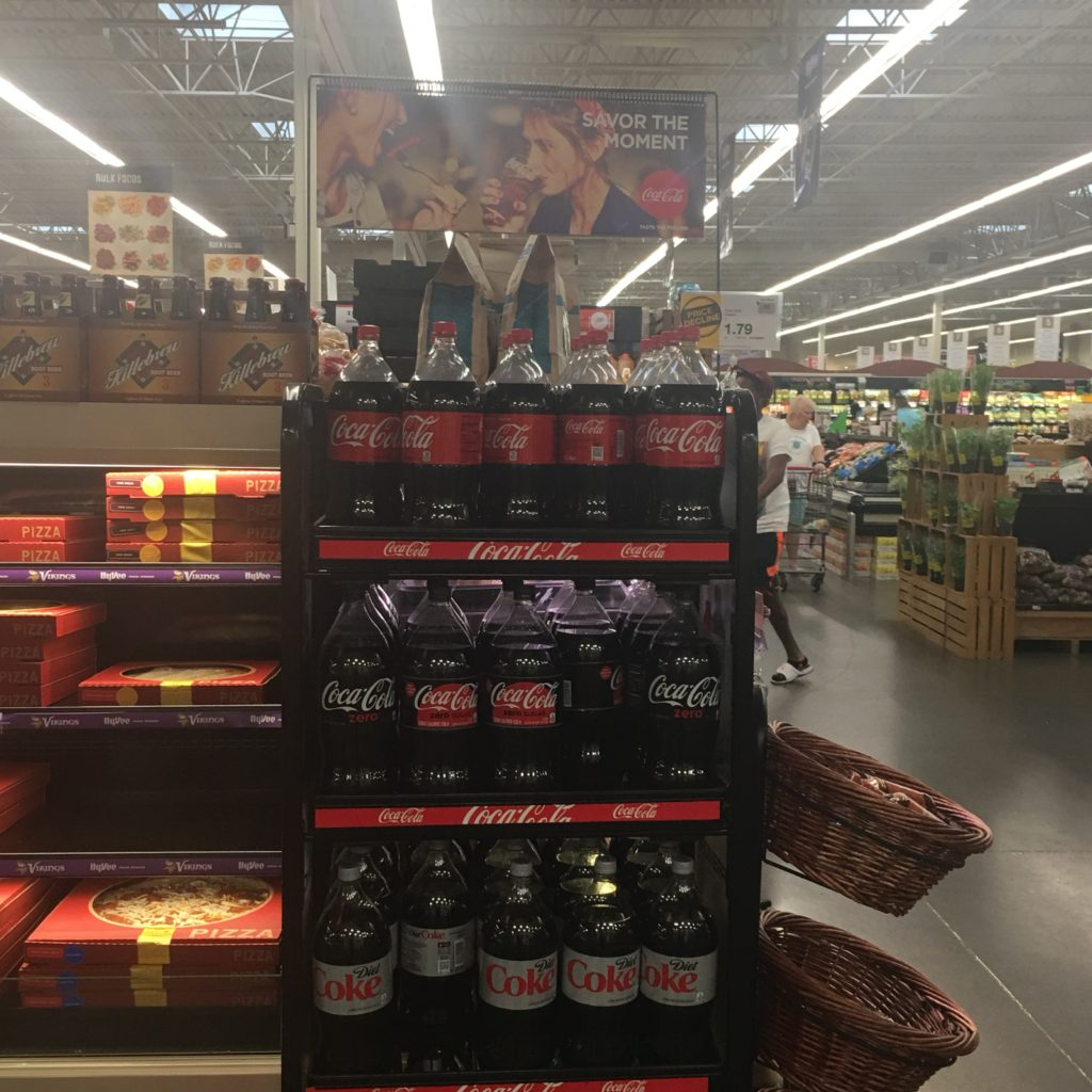 Hy-Vee Coca-Cola Meal Solutions