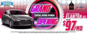 Celebrate Central Avenue Hyundai Grand Opening