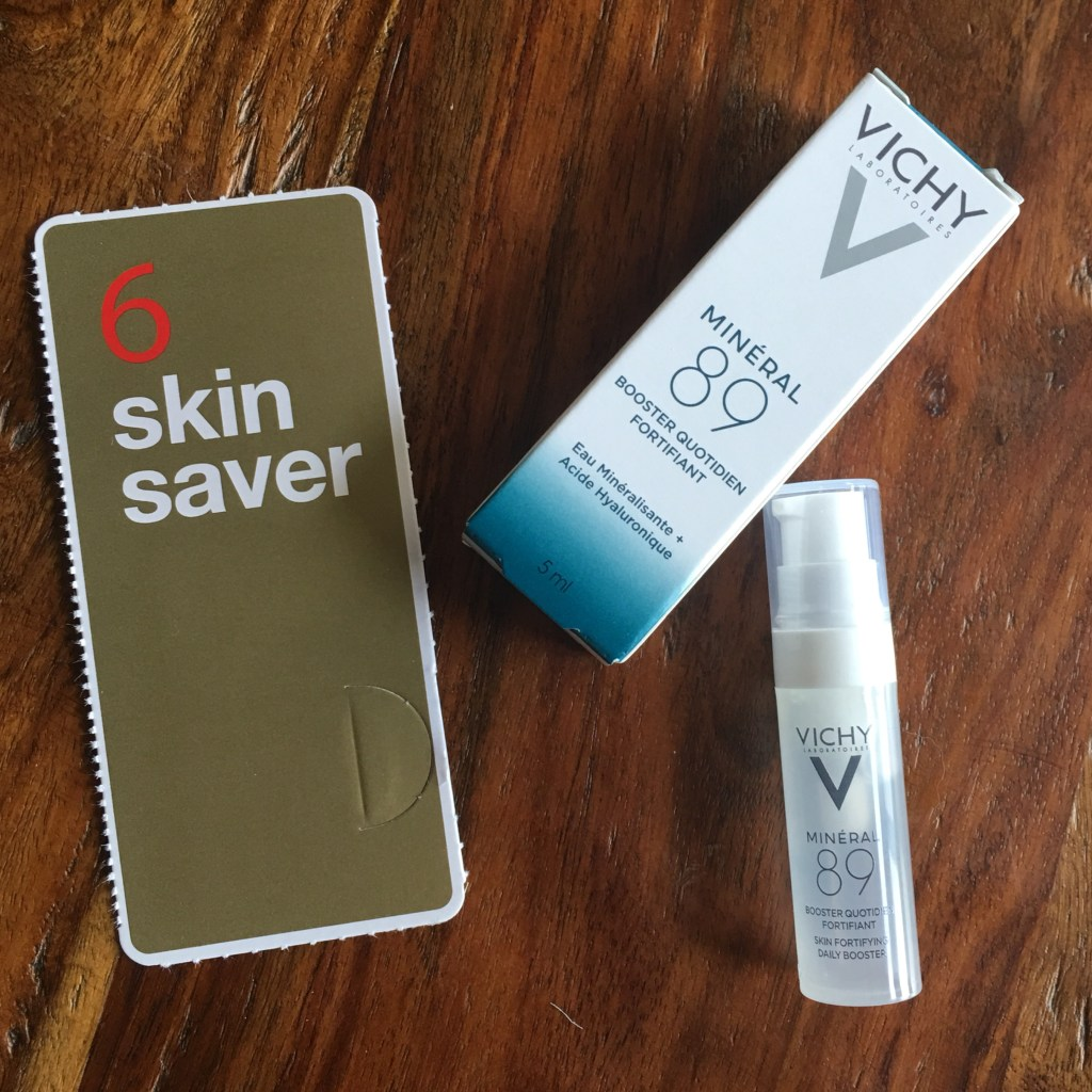 Vichy Mineral 89 Face Moisturizer