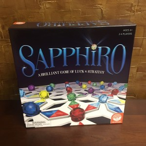 Family Game Night with Sapphiro