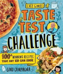 Chef Gino's Taste Test Challenge