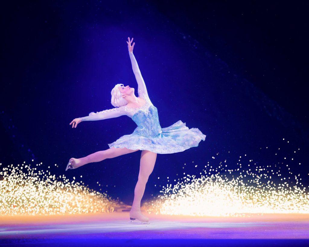 Frozen on Ice Elsa