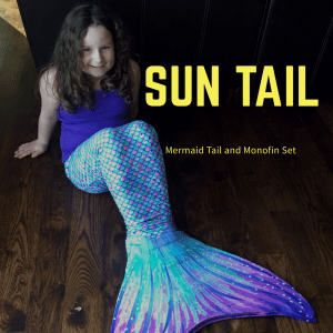 Make Her Mermaid Dreams Come True with Sun Tails