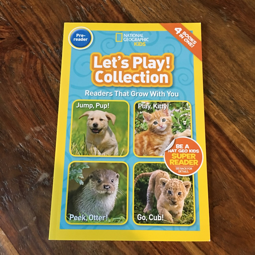 Let's Play! National Geographic kids