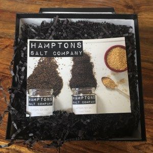 Discover Hamptons Salt Company This Holiday
