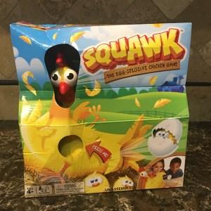 Squawk: The Egg-Splosive Chicken Game