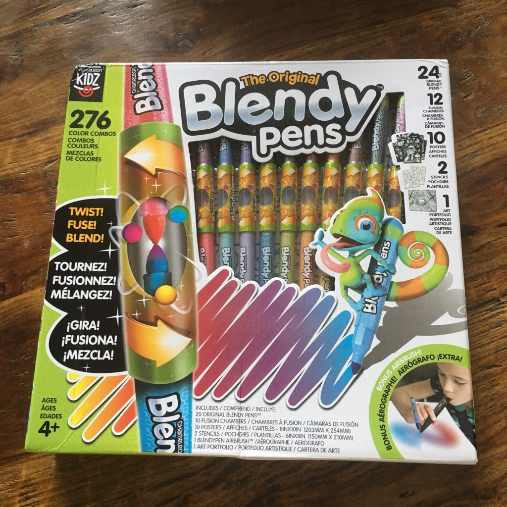 The Original Blendy Pens