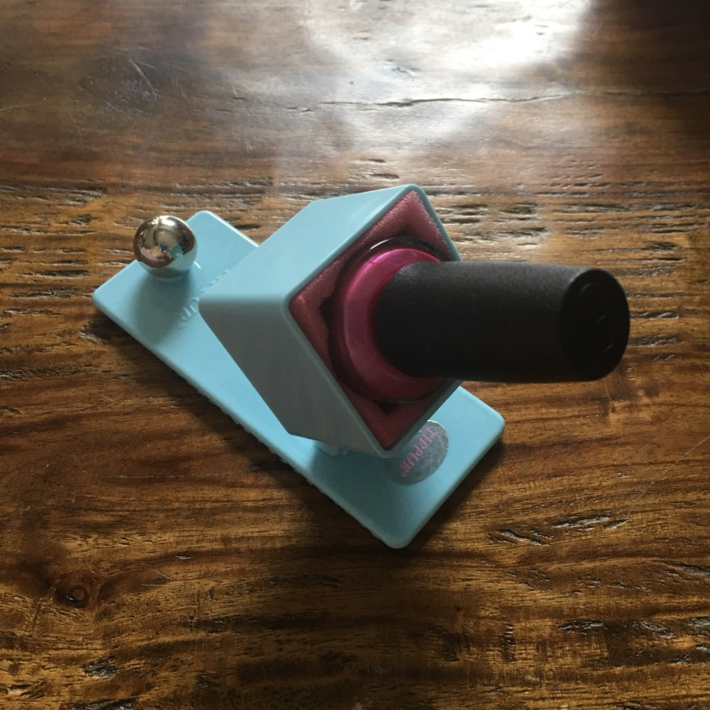 tippur nail polish holder