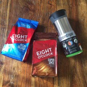 Eight O'Clock Coffee and Contigo Make You a Star Gift Giver