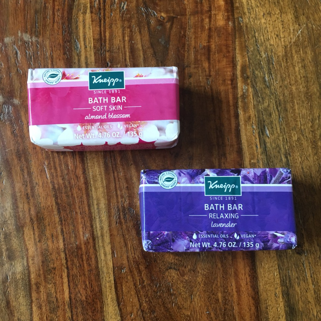 last minute stocking stuffers kneipp bath bar