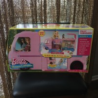 Let's Get Camping with Barbie Dream Camper!