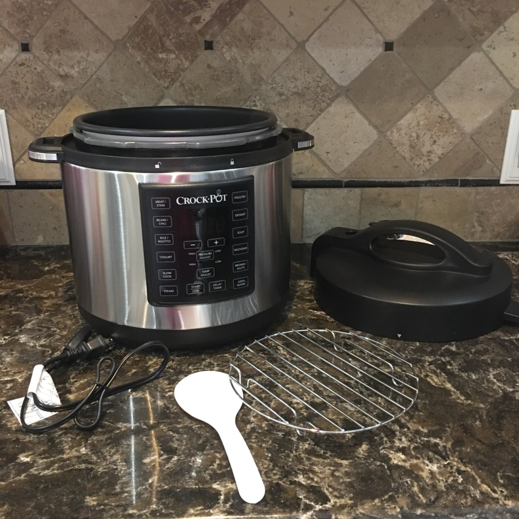 Express Crock Multi-Cooker