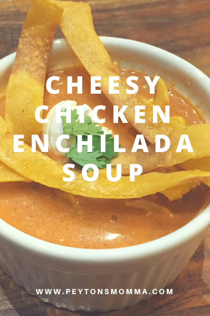 Cheesy Chicken Enchilada Soup Fiddler, Fifer & Practical Cafe at Disney California Adventure Park
