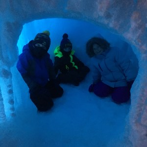 The Ice Castles are Now Open in Stillwater!